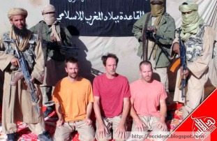 Al-Qaeda in the Islamic Maghreb (French Spies and European hostages) 2