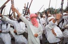 INDONESIA MILITANTS DISBAND