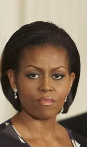 I can't imagine why anyone would paint Michelle as 'Some ...