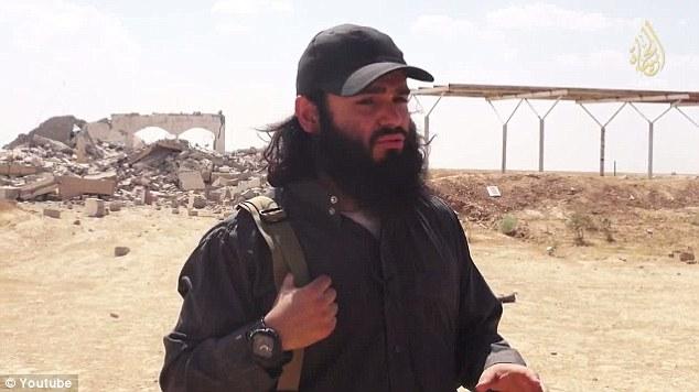 Jihadist the bulk of the video features abu saffiya an apparent isis