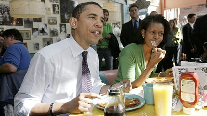 Double Standards | Michelle Obama and School Lunches ... шайа лабаф фильмы