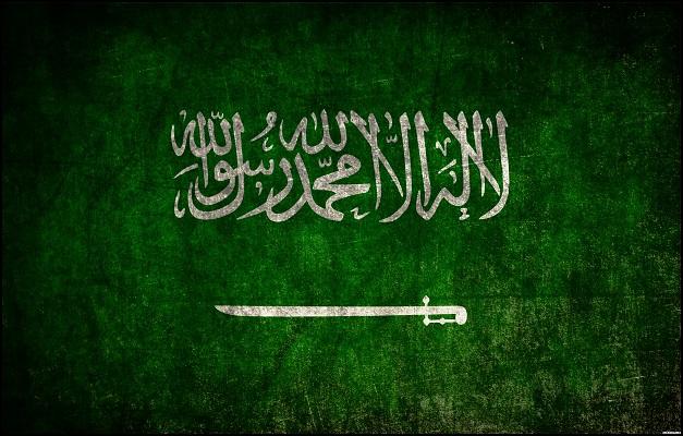 Saudi Arabia Flag 8