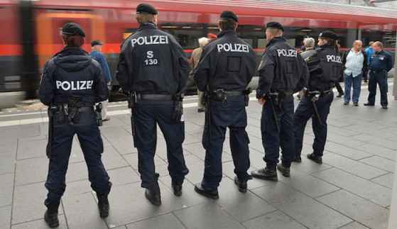Austrian-police