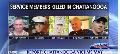 Chattanooga-victims