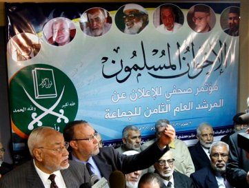Mideast Egypt Muslim Brotherhood
