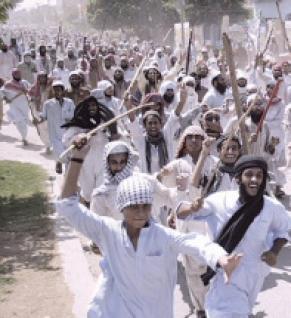 muslim-mob