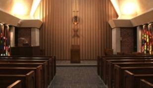 WSU Chapel before...