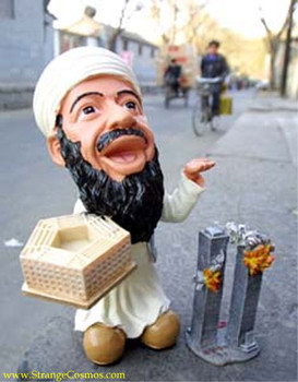 bin laden toy