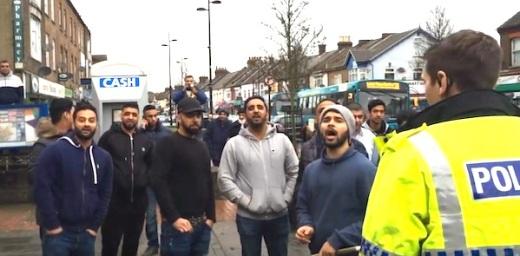 Islam-UK-streets