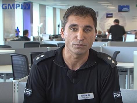 Muslim Police Chief