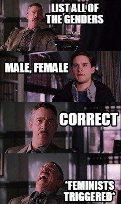 two-genders
