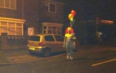 Halifax Clown