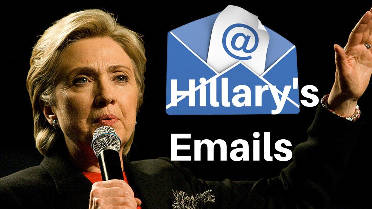 Resultado de imagem para E-MAILS DE HILLARY