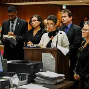 Social Workers Fernandez case