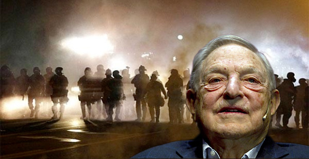Image result for evil George Soros