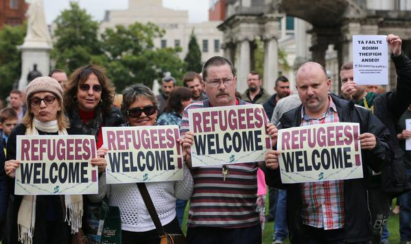 Refugees-Welcome-in-Belfast-Sept-2015